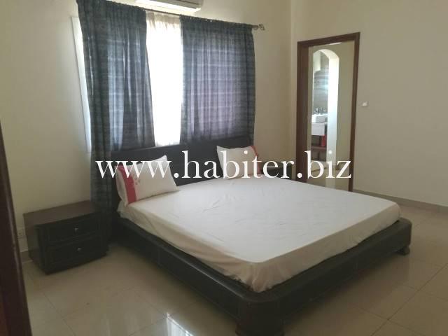 Appartement meublé à louer à Amitié