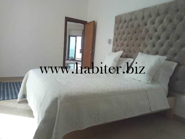 Appartement meublé à louer aux Almadies