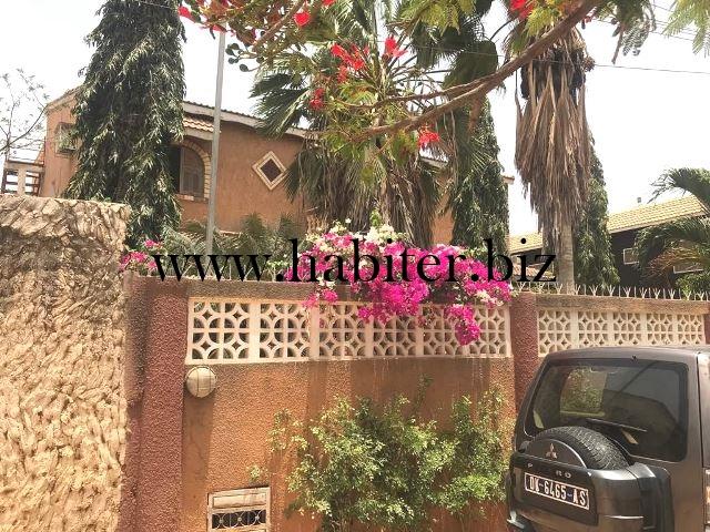 Villa à vendre située à Somone